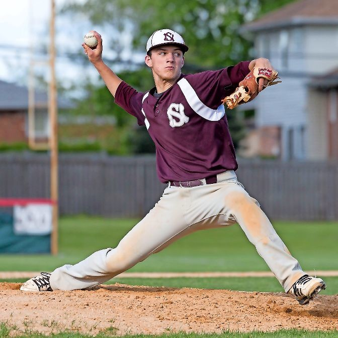Sophomore Danny Livoti had a quality start for North Shore in Monday's 3-0 defeat at Clarke in the opening round of the Nassau Class A playoffs.