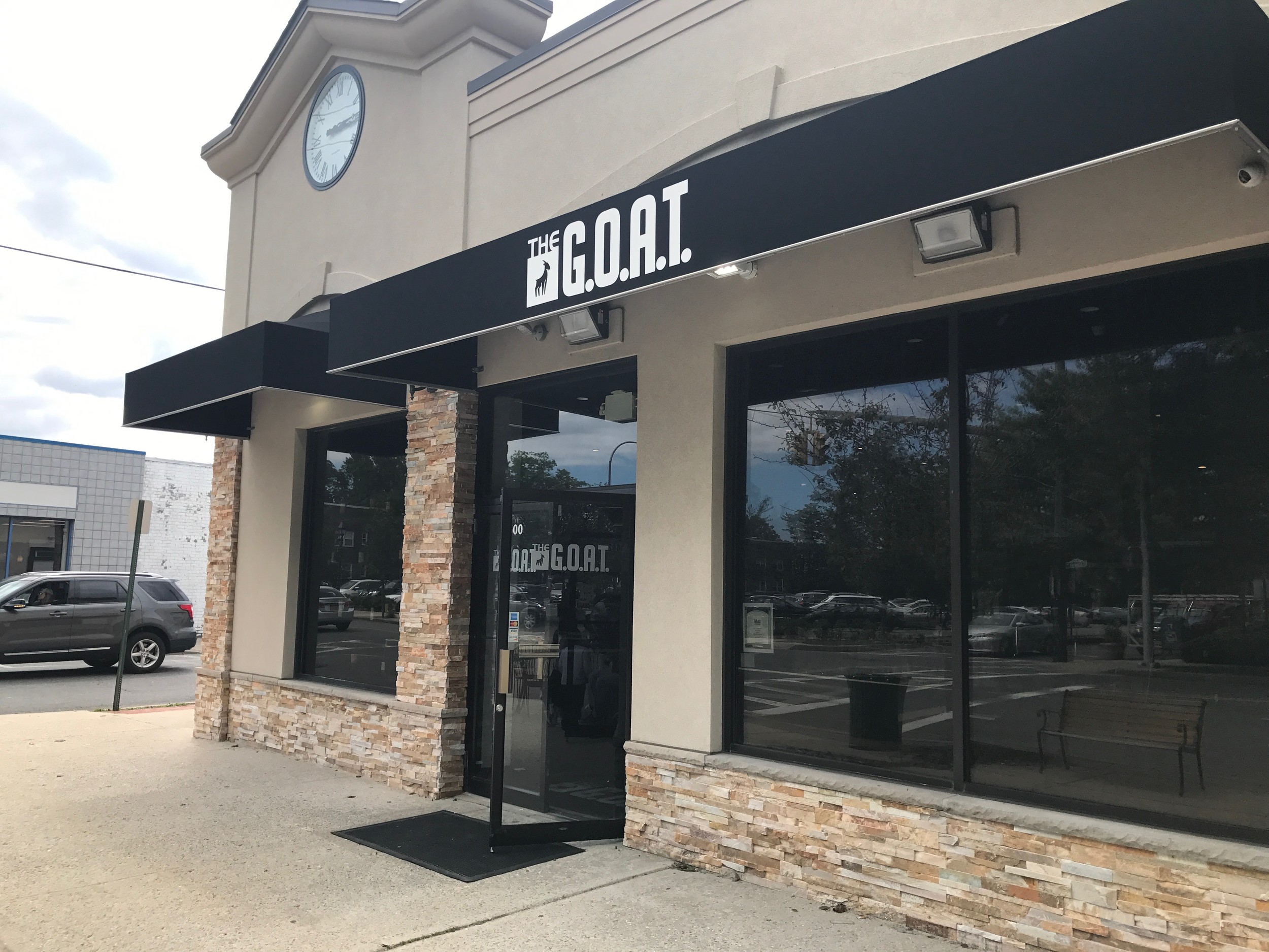 new restaurant hopes to become the g o a t herald community