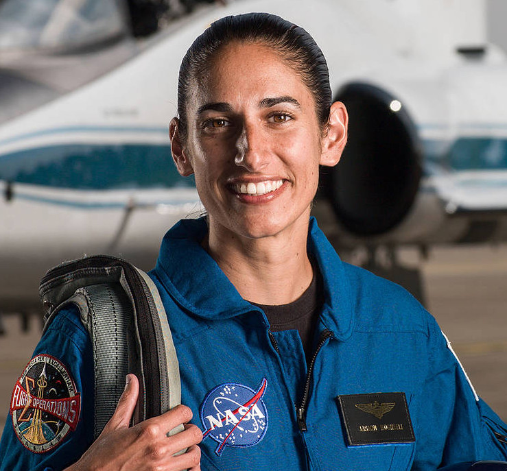 Jasmin Moghbeli, 33, a former Baldwin resident, was accepted into the NASA space program to train as an astronaut.