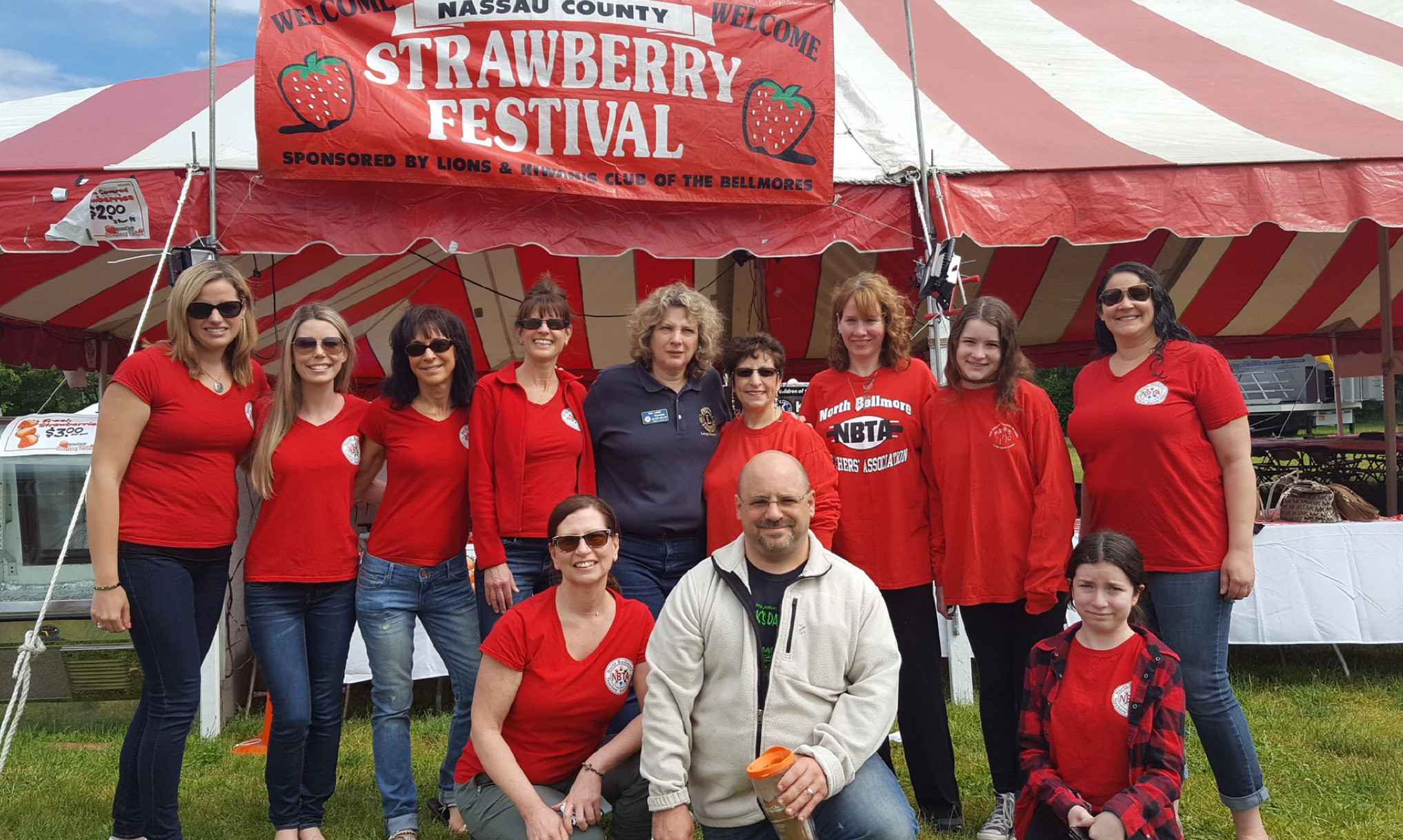 strawberry festival bellmore 2020