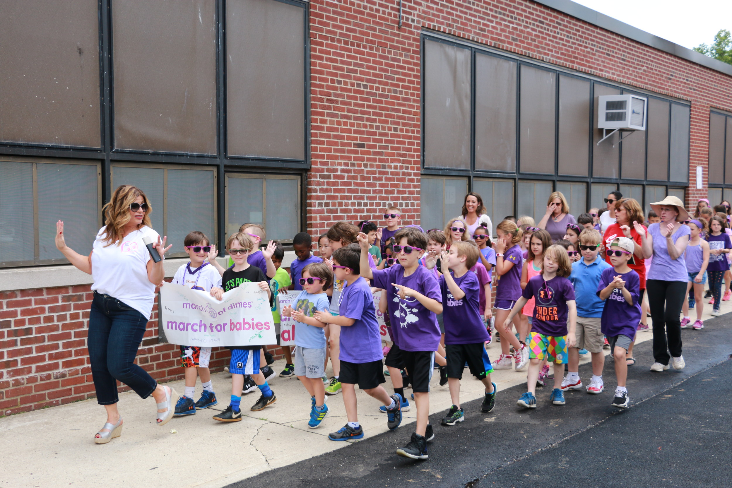 Covert Elementary School leads fight against premature ...