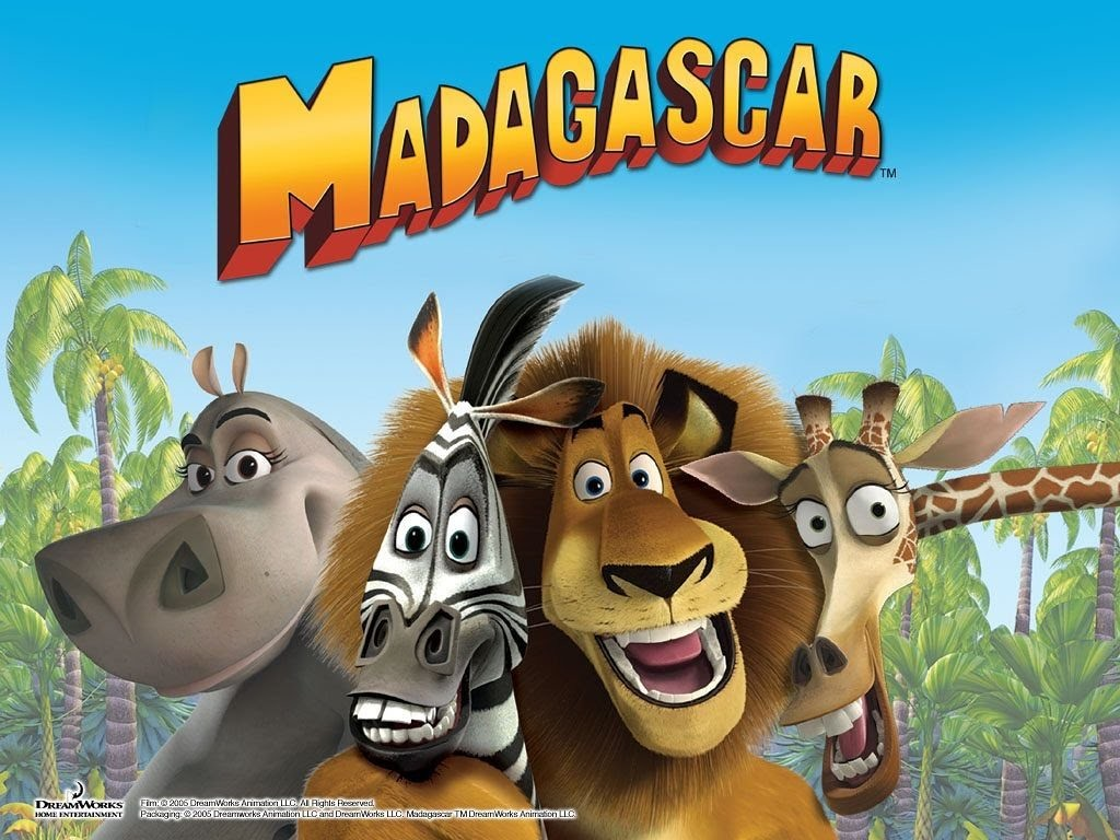Madagascar, a children's play, will be performed at Westwood Park in Malverne on August 9.