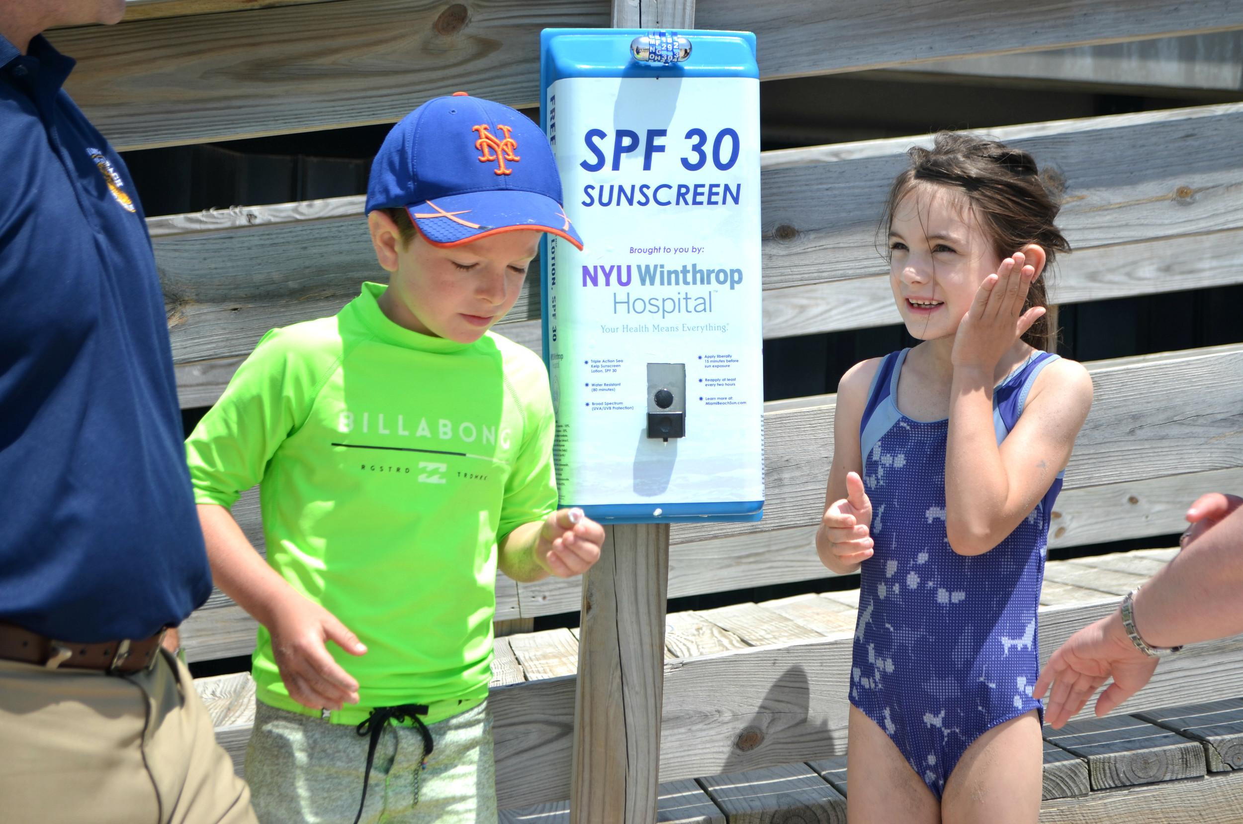 Long Beach launches free sunscreen program | Herald Community