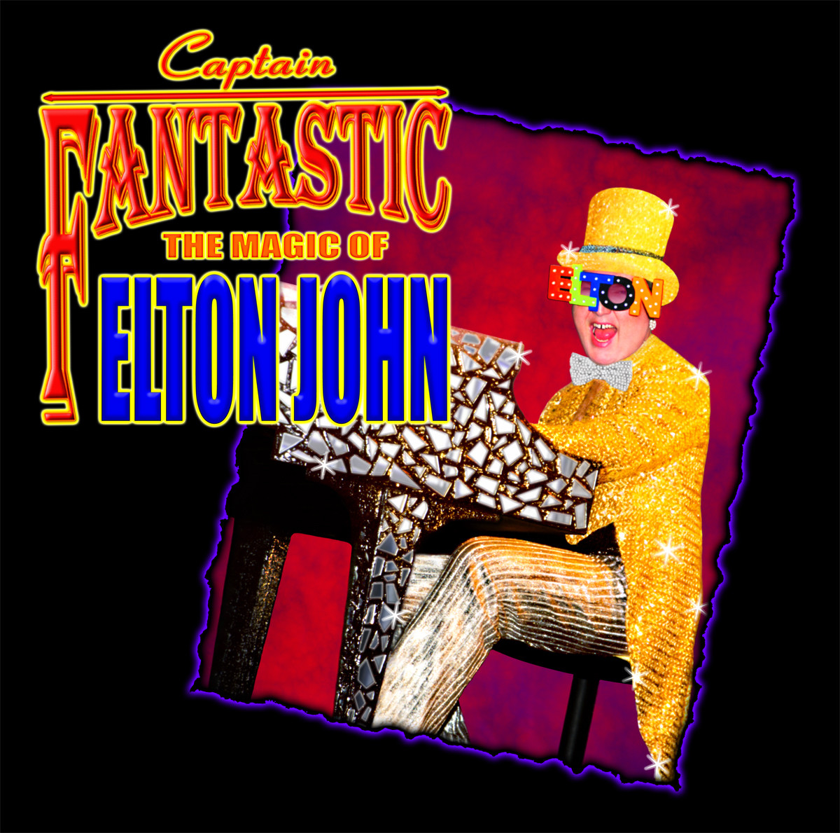Check out Captain Fantastic, an Elton John tribute band that will perform in Echo Park on Thursday, July 13