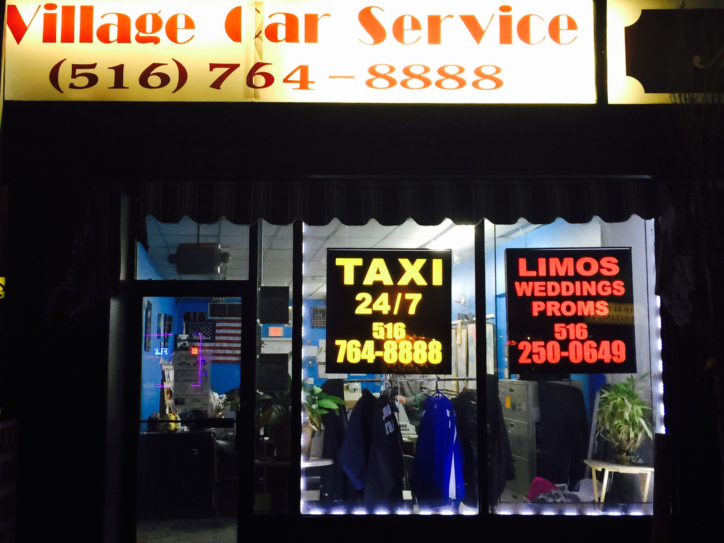 Village Car Service owner David O'Neill voiced his concerns about ride-sharing coming to Long Island. The program went into effect on June 29.