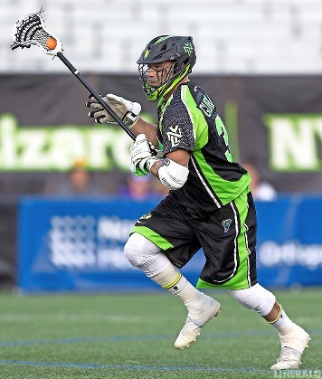 Faceoff specialist Greg Gurenlian, a key cog in the Lizards' 2015 championship run, is winding down his 12th and final Major League Lacrosse season.
