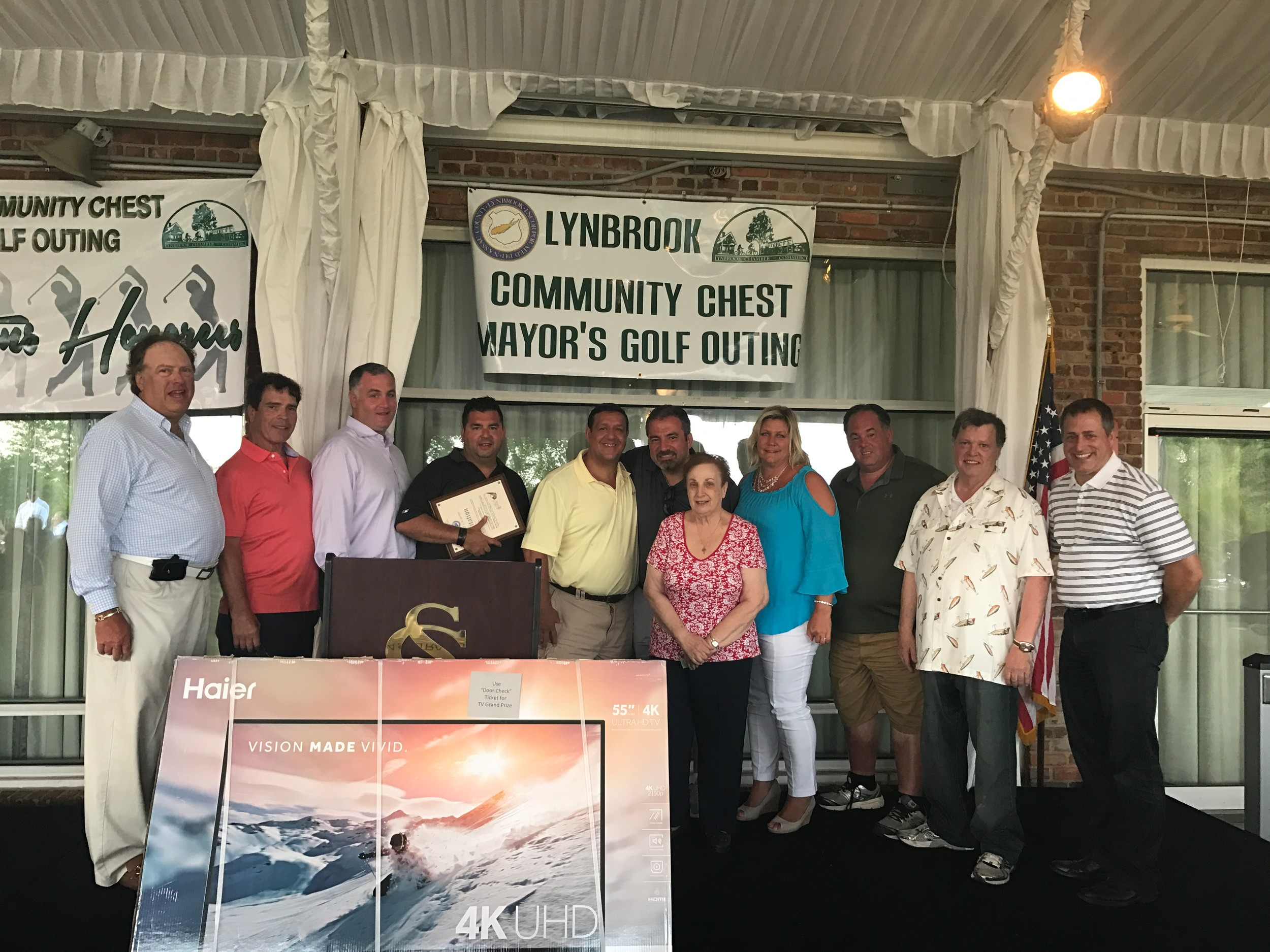 Golf outing raises money for Lynbrook Community Chest