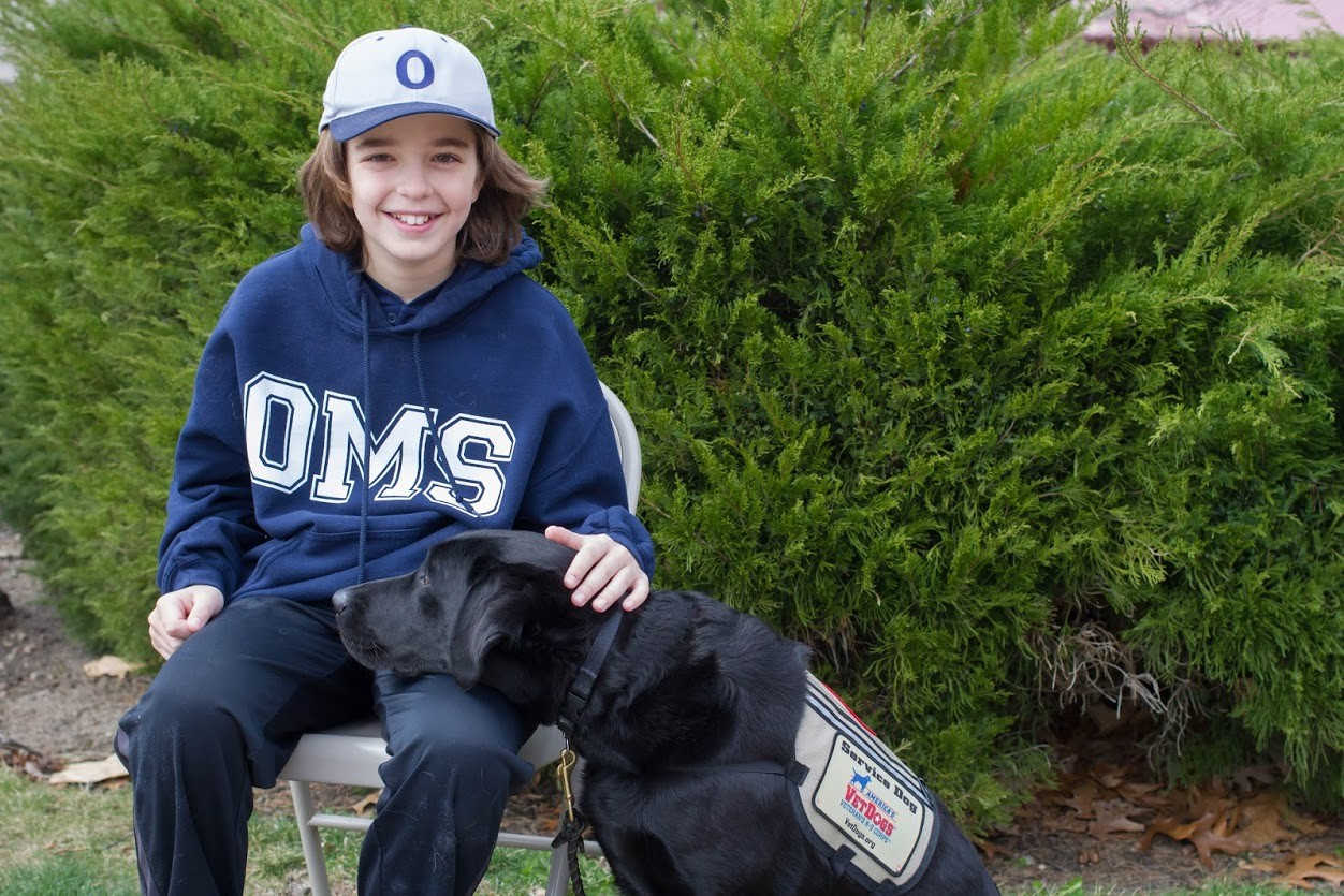 Oceanside Middle School graduate Jeremy Feder is hosting his second annual charity baseball tournament at Wrights Field in Oceanside on Sept. 15. The proceeds from the tournament go directly to America's Vetdogs, a non-profit organization dedicated to supplying service dogs to those in need.