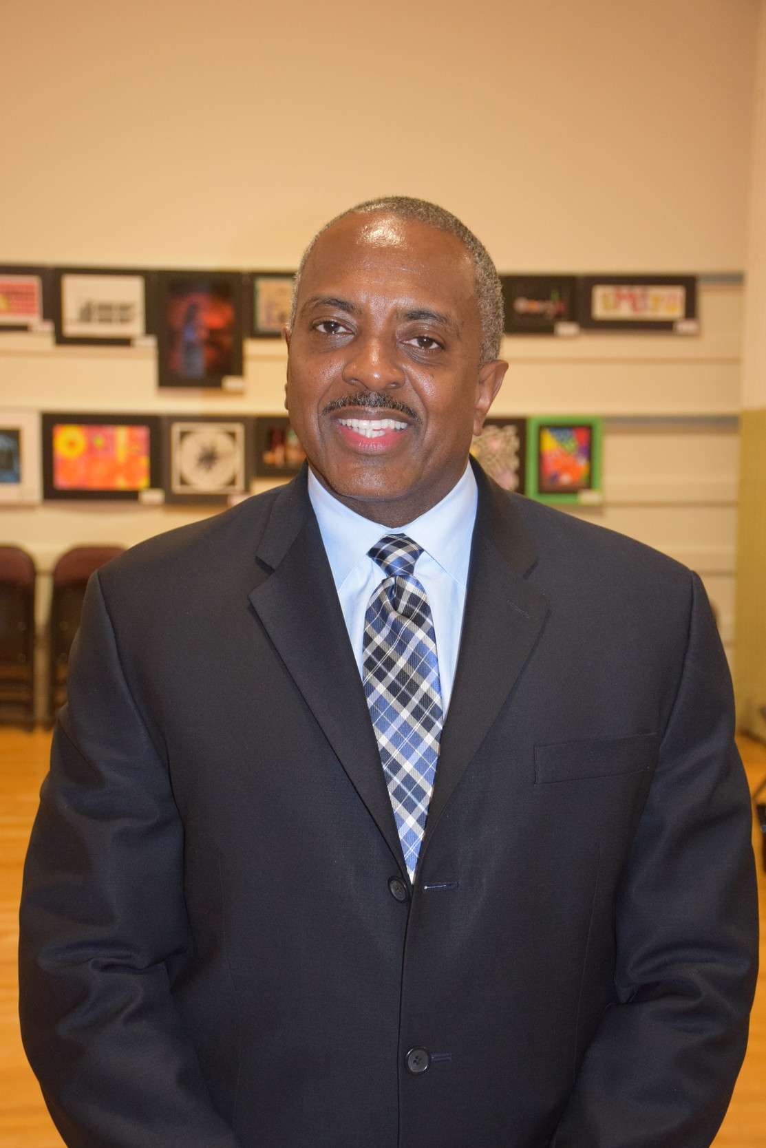 Dr. Kenneth card Jr. officially begins his leadership in the East Meadow School District.
