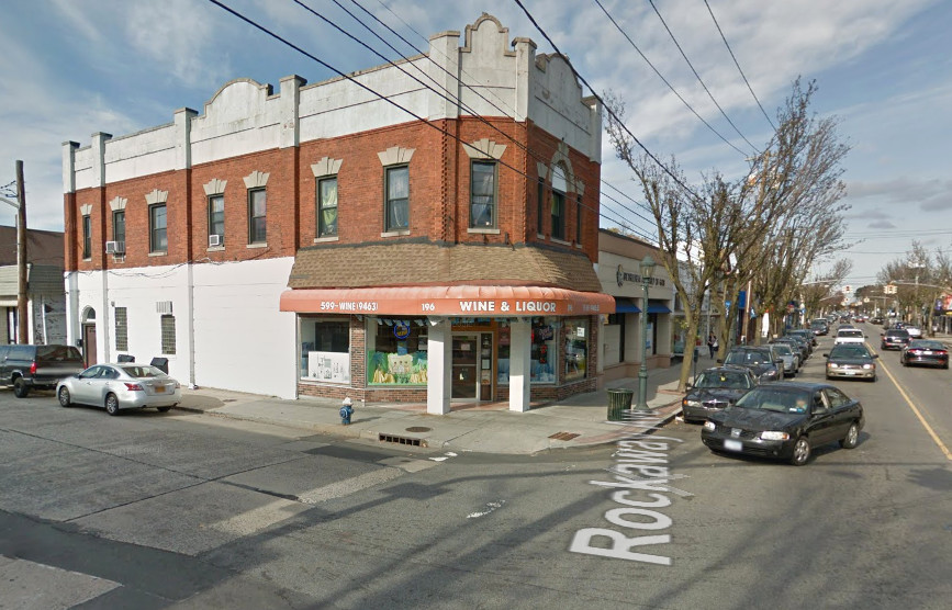 A man stole three bottles of tequila from Wine and Liquors, at 196 Rockaway Ave. on Monday, according to Nassau County police and the shop's owner.