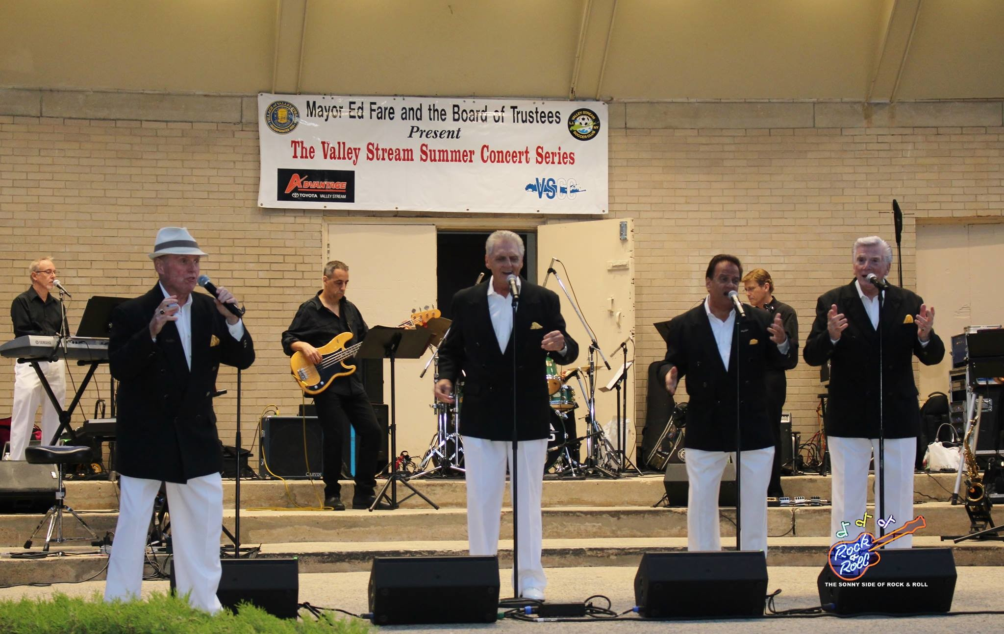 John Kuse & the Excellents have performed at the Village Green in previous years.
