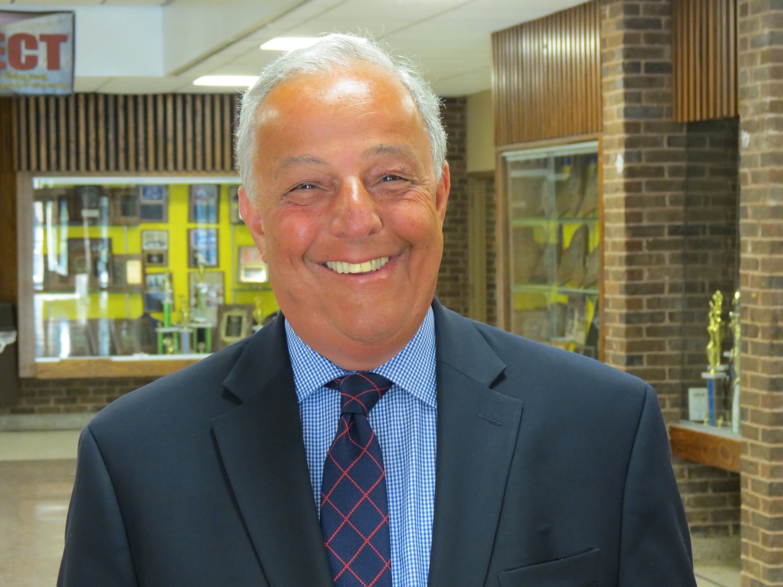 Neil Lederer was named the interim principal of East Rockaway Junior-Senior High School on Aug. 8. He has been a teacher and administrator in several districts for more than 50 years.