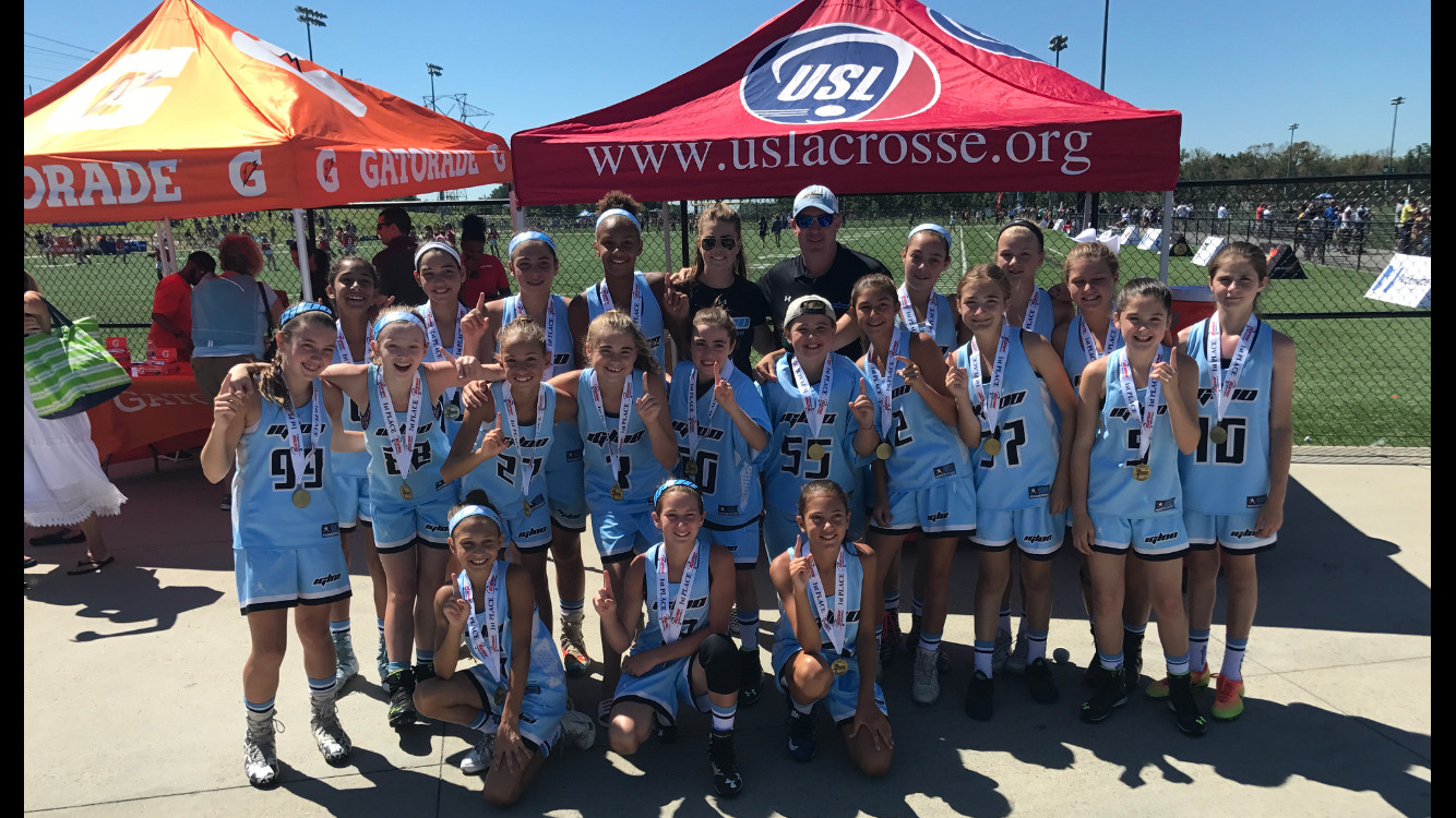 The IGLOO 2023 lacrosse team defeated NXT 2023, a team from Pennsylvania, 7-3, at the U.S. Lacrosse national championship tournament to earn the gold medal.