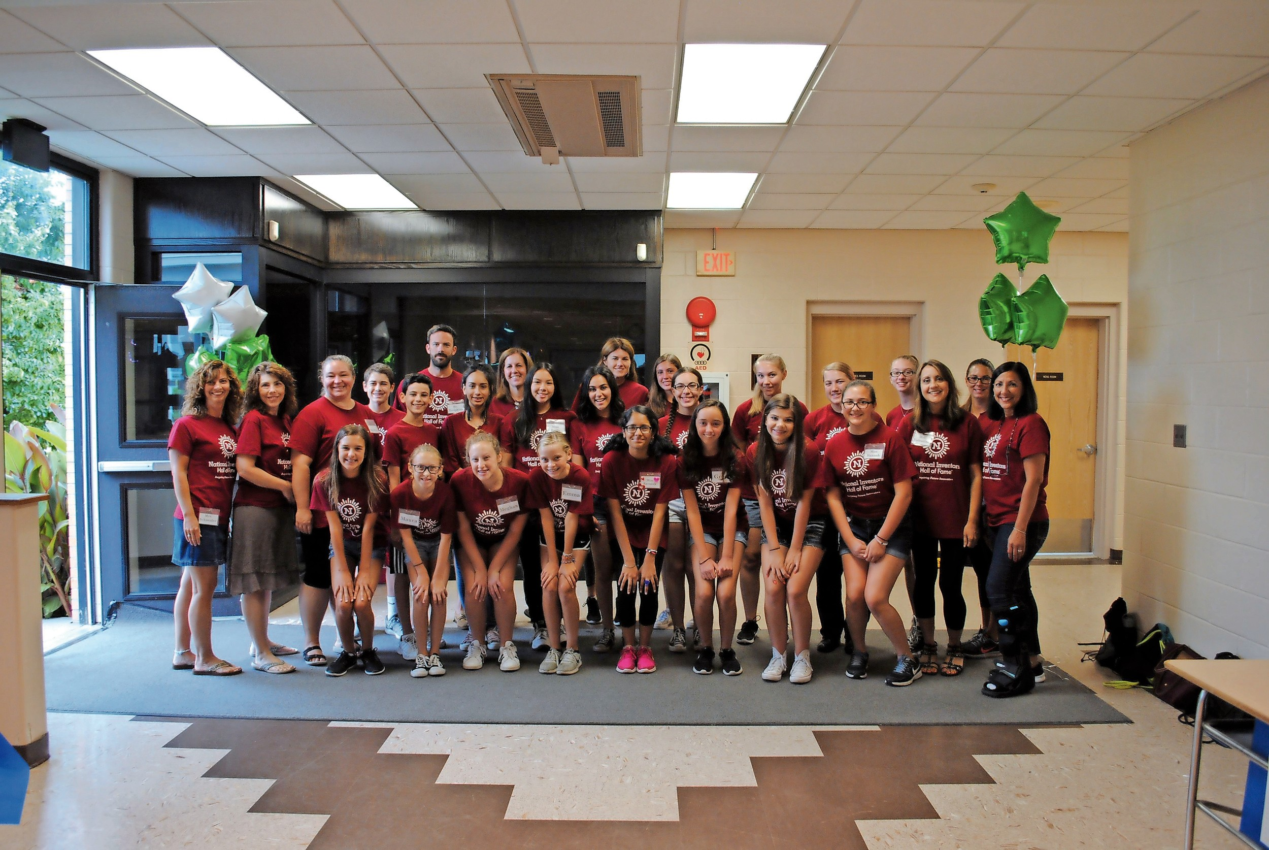 Exactly 27 teachers and teen volunteers from the Levittown School District helped facilitate Camp Invention — a summer program for students entering third, fourth or fifth grade that's focused on STEAM activities.
