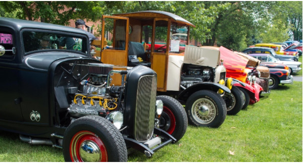 Classic cars, trucks and hot rods will be on display at Andrew J. Parise Cedarhurst Park on Aug. 20.