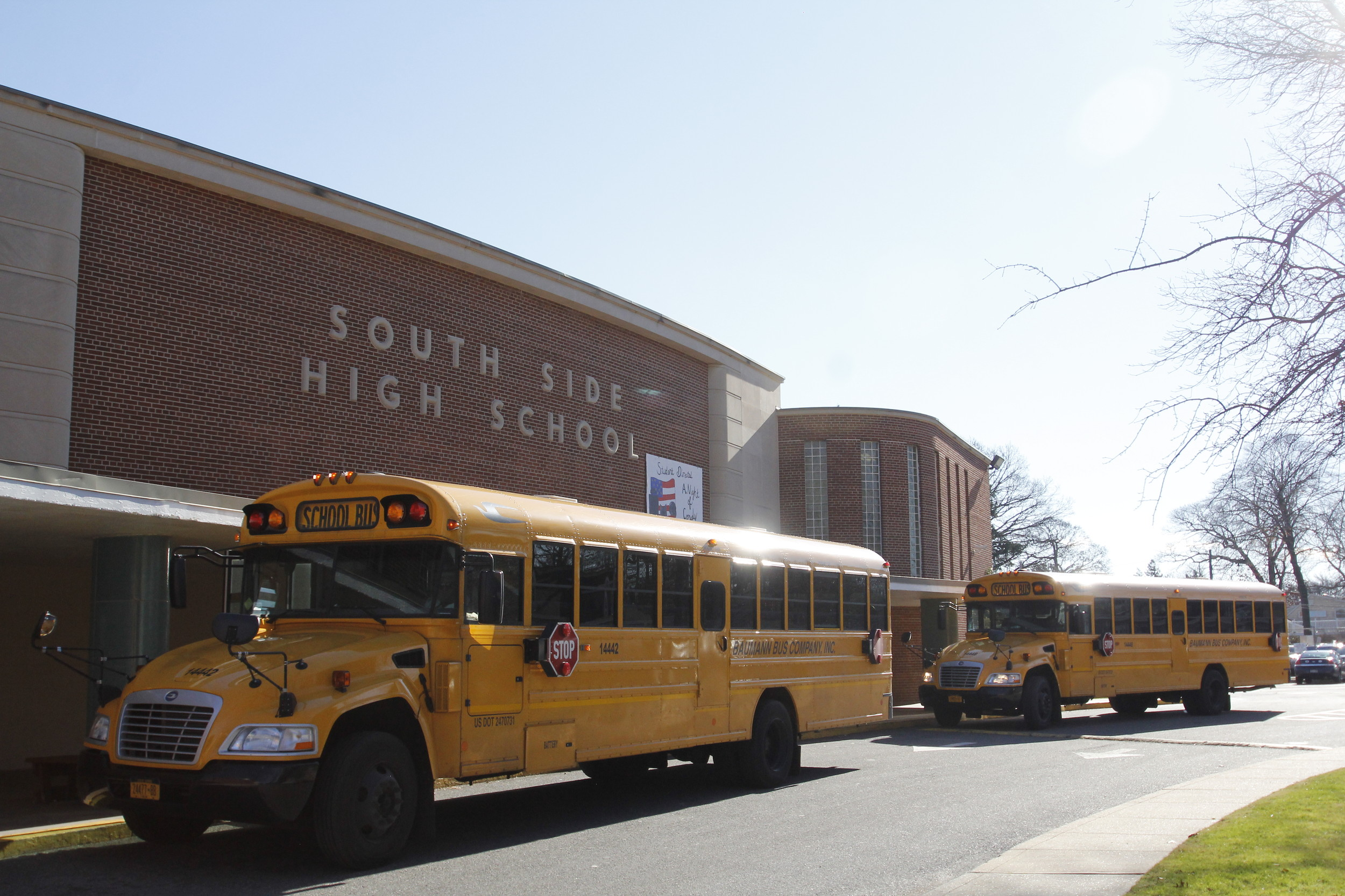 South Side High School was one of the 30 Long Island schools ranked in Niche.com's top 100 public high schools in New York.