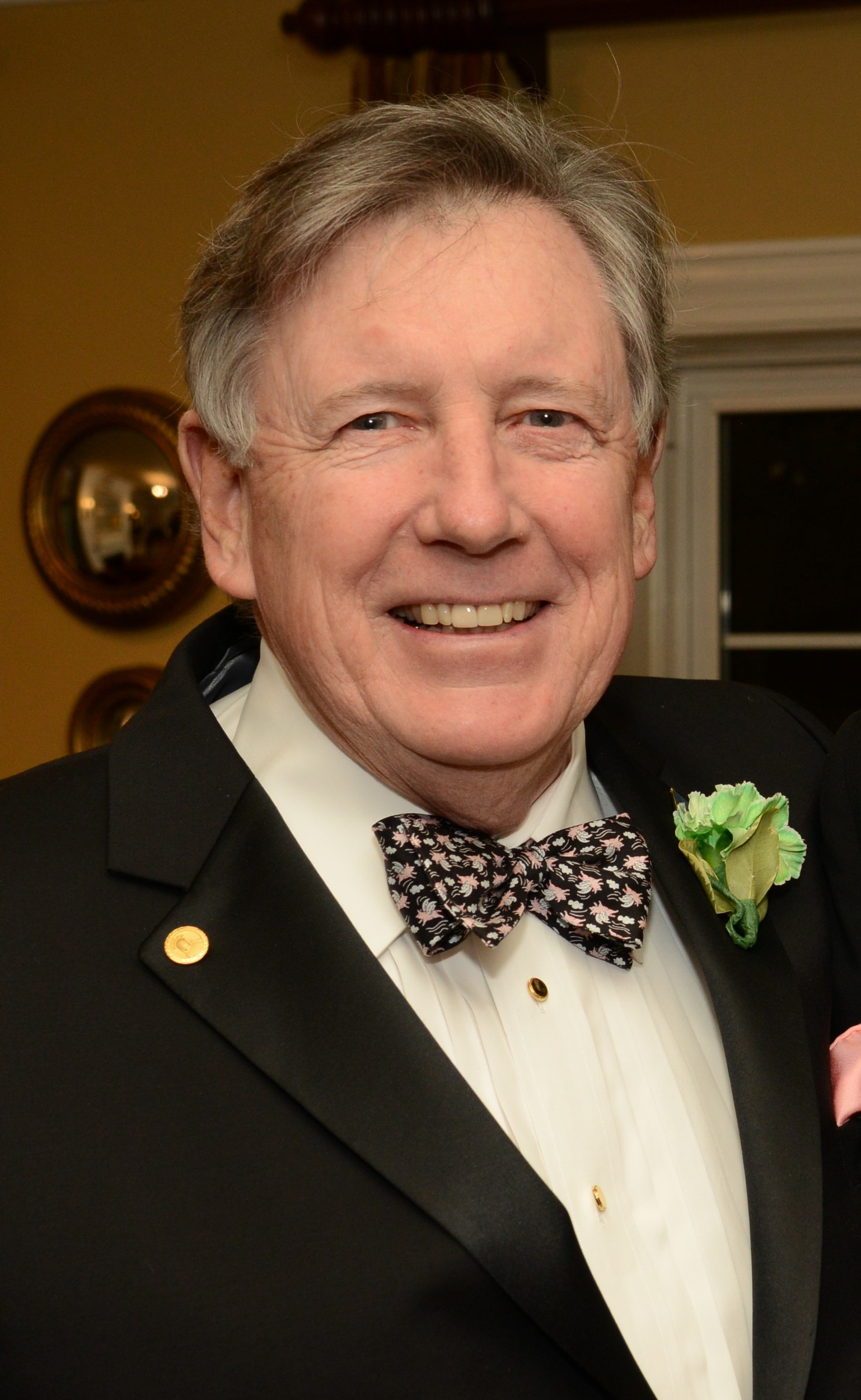 Donald Regan will be honored at the Friends of Mercy Medical Center's Golf Classic on Sept. 14.