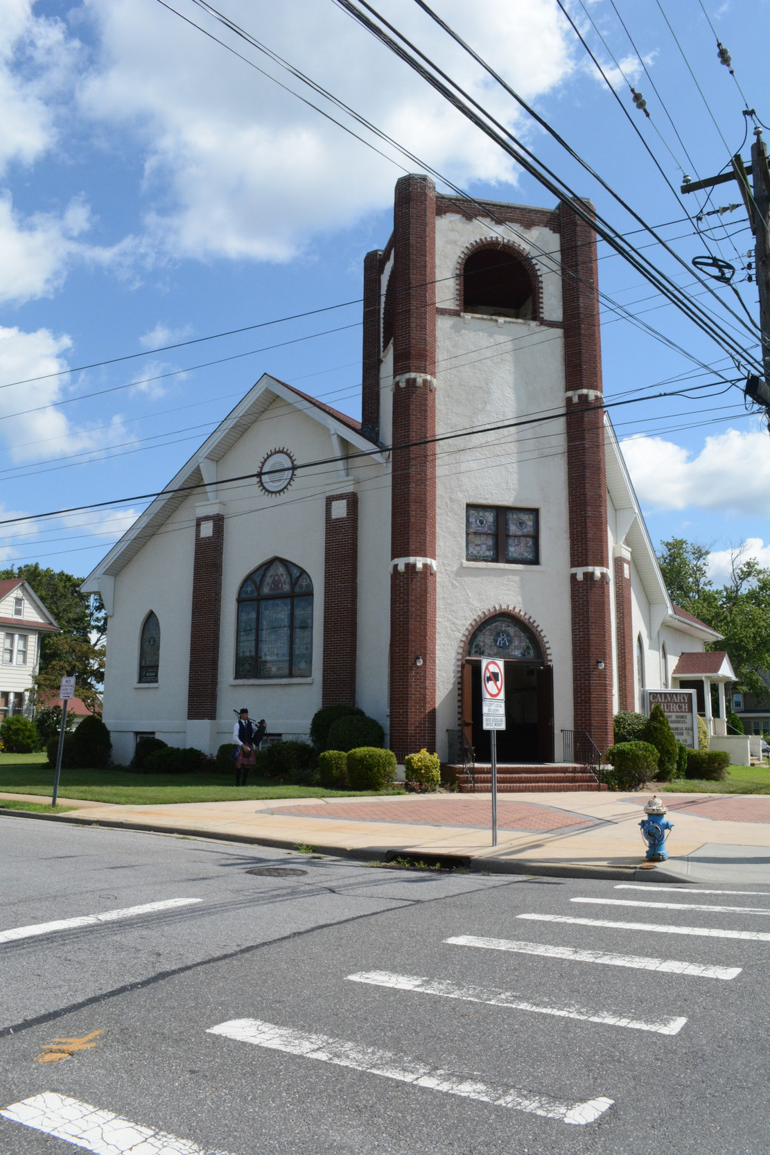 A funeral was held for Ankner at Calvary Protestant Church in Baldwin, where she was a congregant.