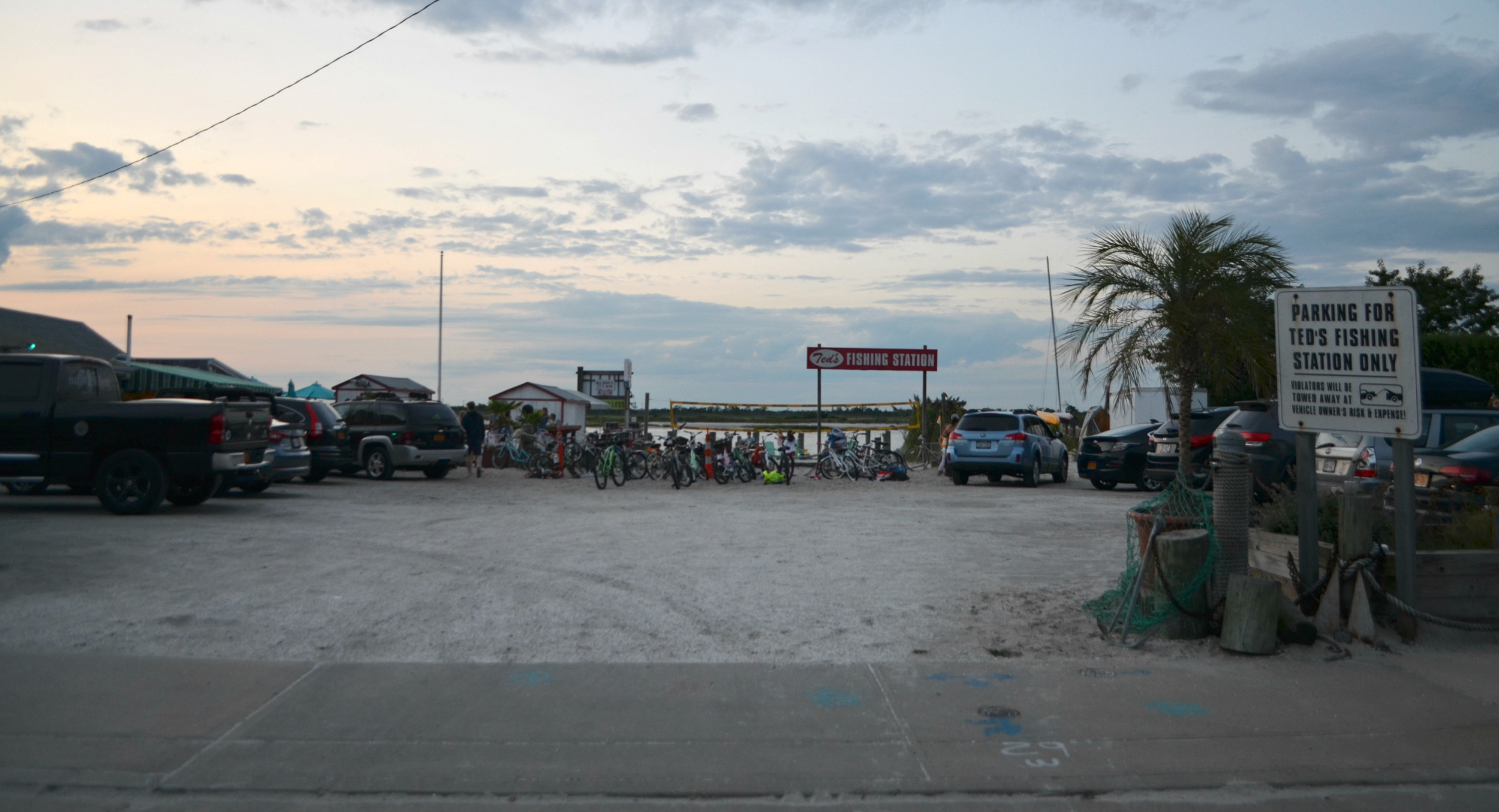Voters approve ted s fishing station deal herald for Point lookout fishing pier