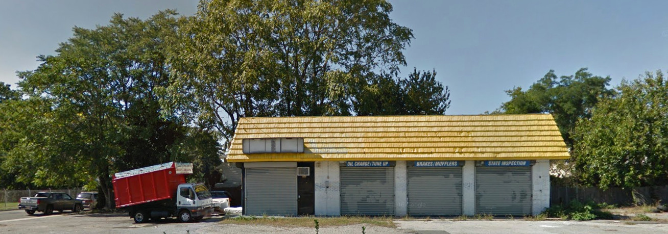 Elmont Wines and Liquors, currently at 458 Hempstead Turnpike, was granted permission through the New York State Liquor Authority on Aug. 16 to move their store to this property at 200 Elmont Road, across from Maimonides Cemetery.