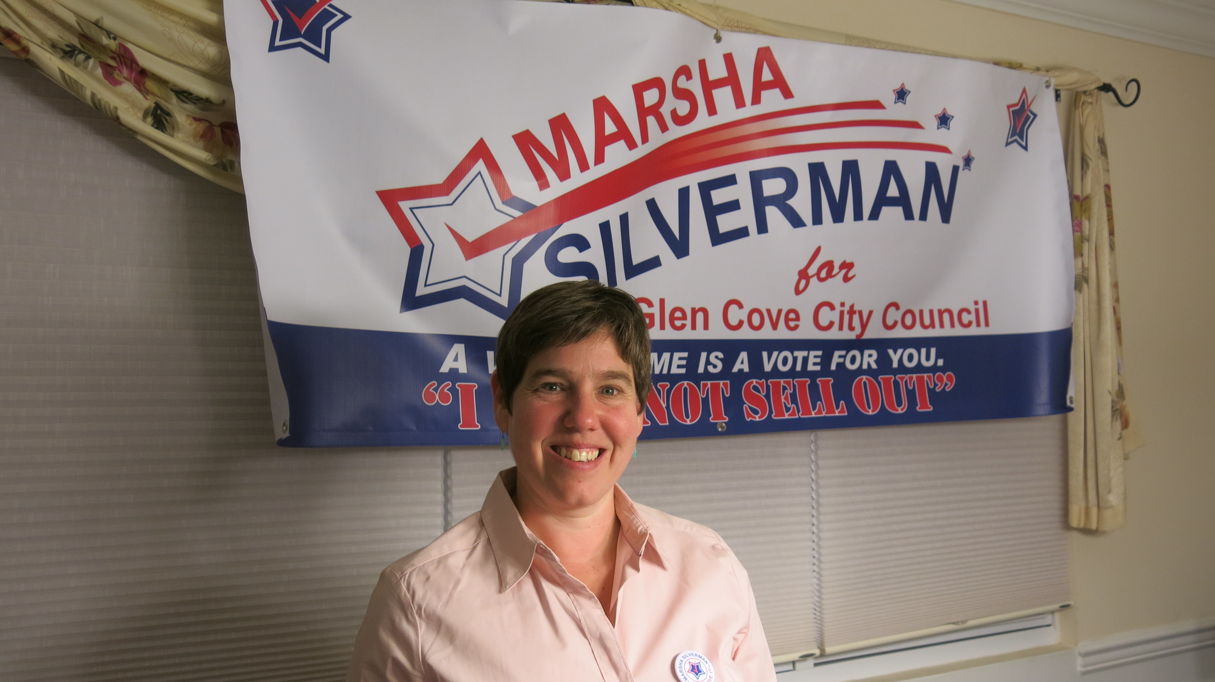 There was an upset in last night's primary when Marsha Silverman, an Independent, won handily. Incumbent Roderick Watson has been eliminated from the race.
