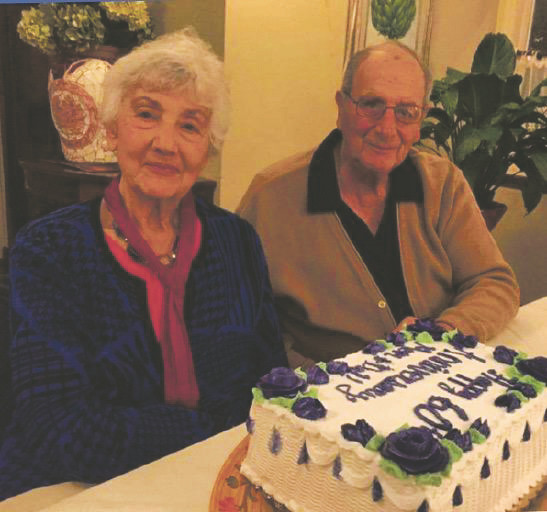 Borrelli and his wife, Fran,  who lived in Lynbrook at the time of the case, celebrated their 60th wedding anniversary in November 2016.