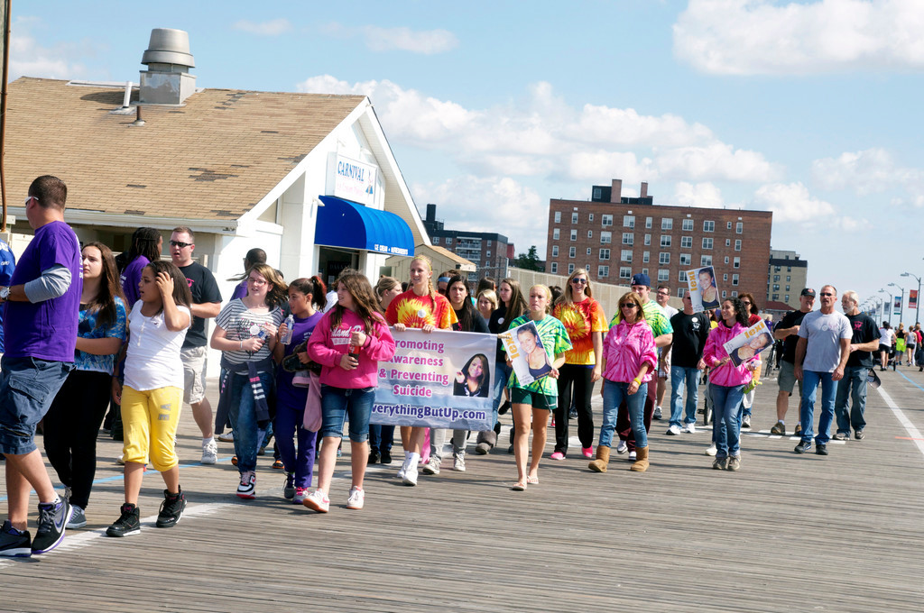 The Long Island Crisis Center is set to host its 9th annual suicide awareness walk on the Long Beach boardwalk this weekend.