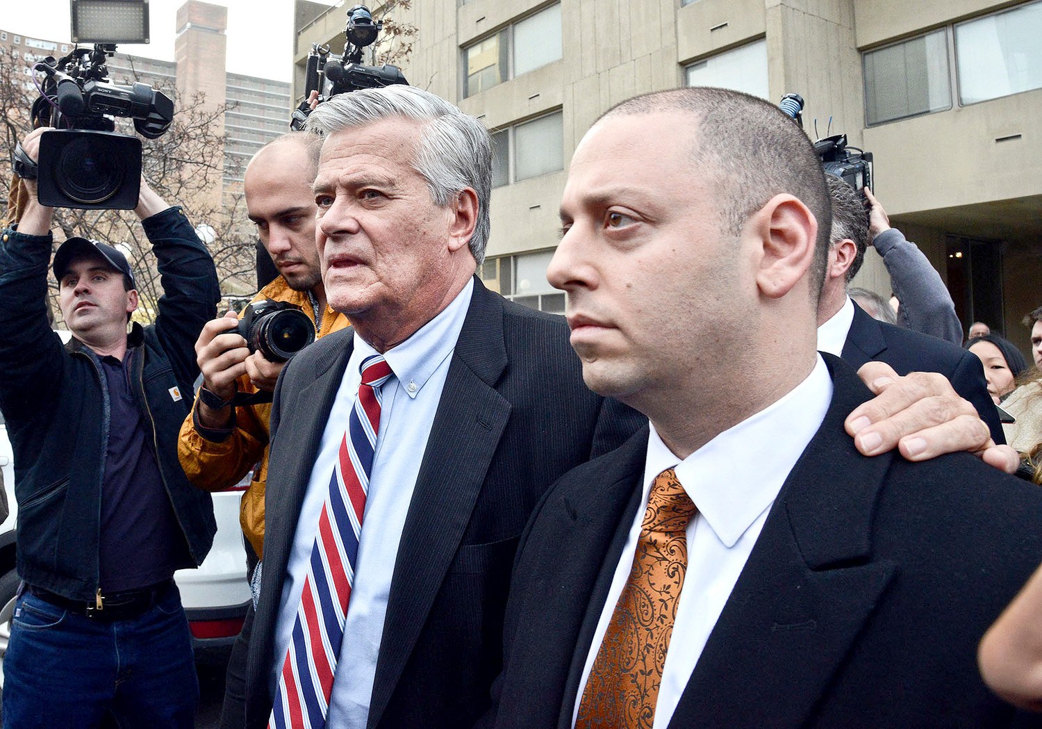 Dean Skelos and his son, Adam, are schedule for retrial on corruption, extortion and bribery charges on June 19.