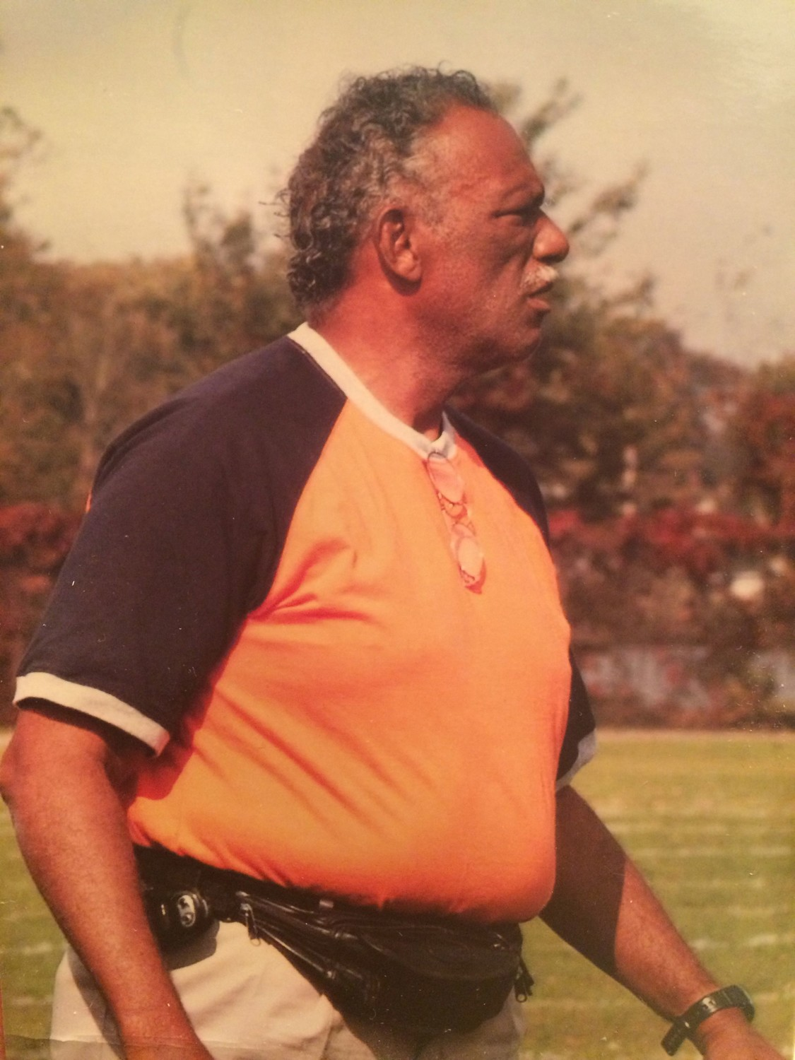 Britt dedicated more than 40 years of his life to coaching and mentoring students in the Malverne school district.