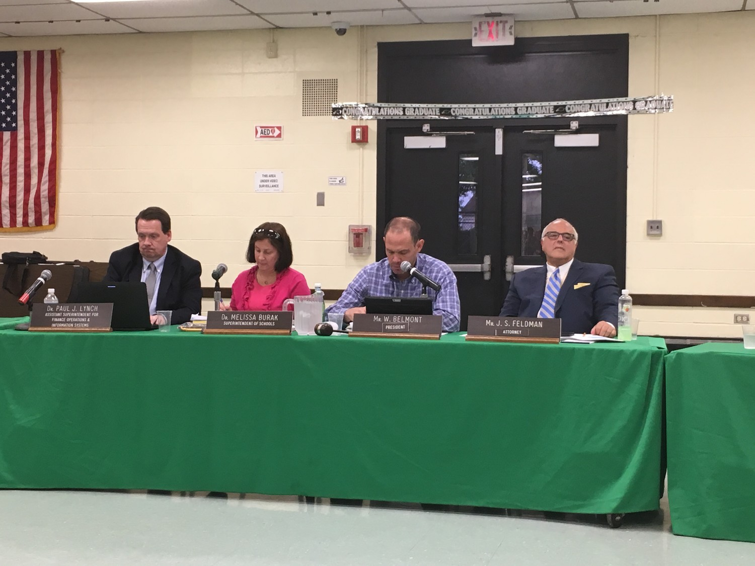 Now that residents have approved a $28.9 million bond proposal, members of the Lynbrook Board of Education will begin requesting proposals from contractors for projects in all of the district's buildings once the New York State Education Department reviews and approves the measure.