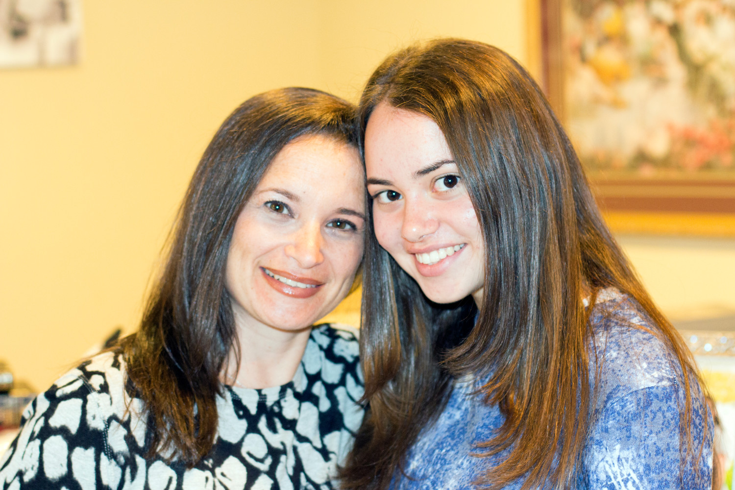 Debra and Daniella Haft, from Cedarhurst, will be honored with four other people at AMIT's Greater Long Island gala at the Sephardic Temple on Oct. 31.