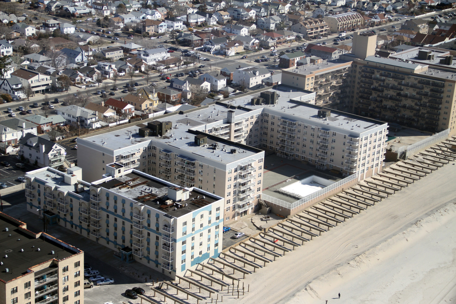 "Long Beach officials said that in 2015, the city was bolstered by an influx of federal funding to help rebuild after Hurricane Sandy, a factor that they said led to the state to remove Long Beach from its fiscal stress list. However, they still considered the city to be in a ""moderate"" level of stress, and emphasized that the one-year infusion was not sustainable."