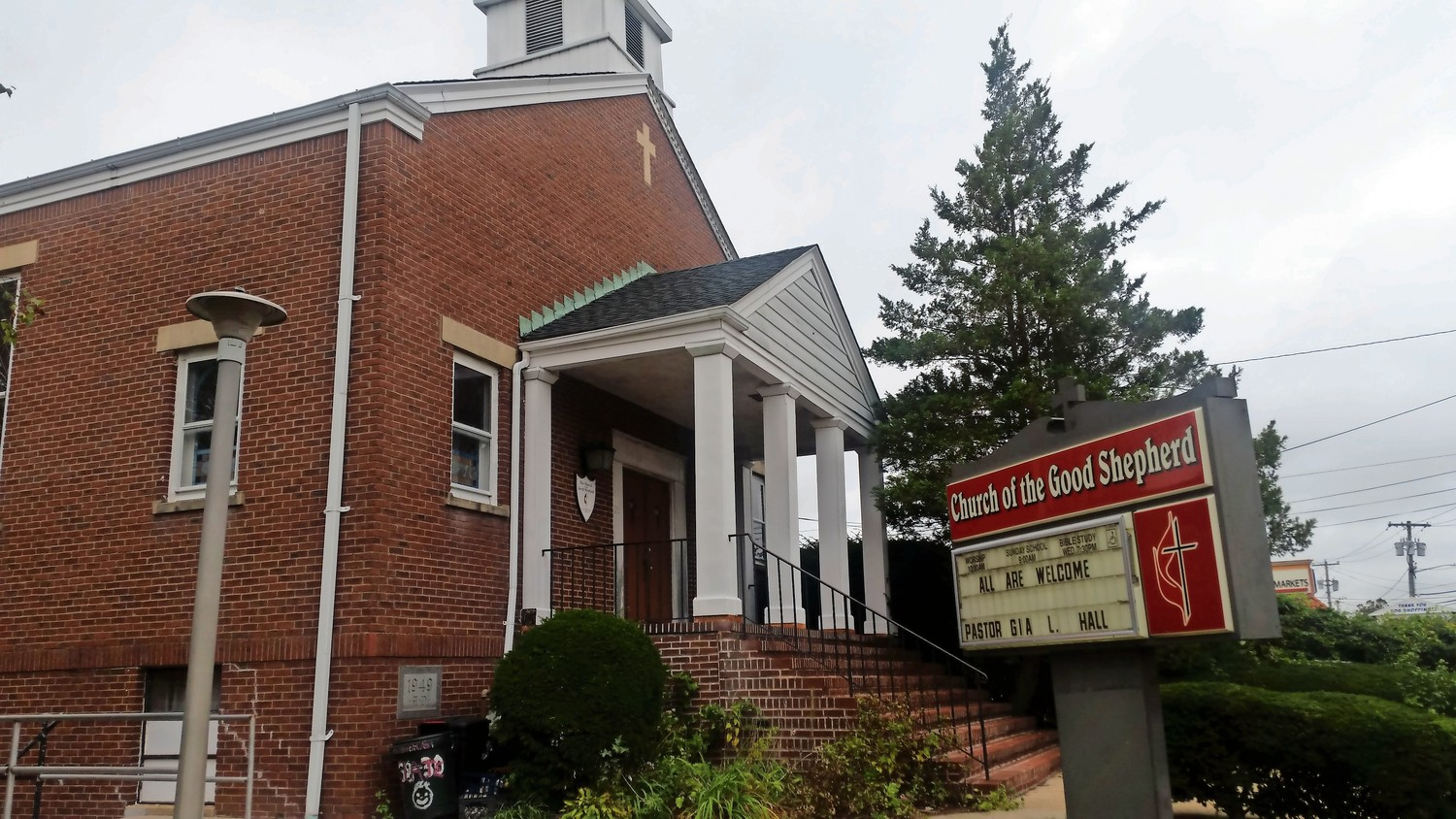 The Long Island Alliance of Churches' headquarters will be at the Church of the Good Shepherd United Methodist in West Hempstead.