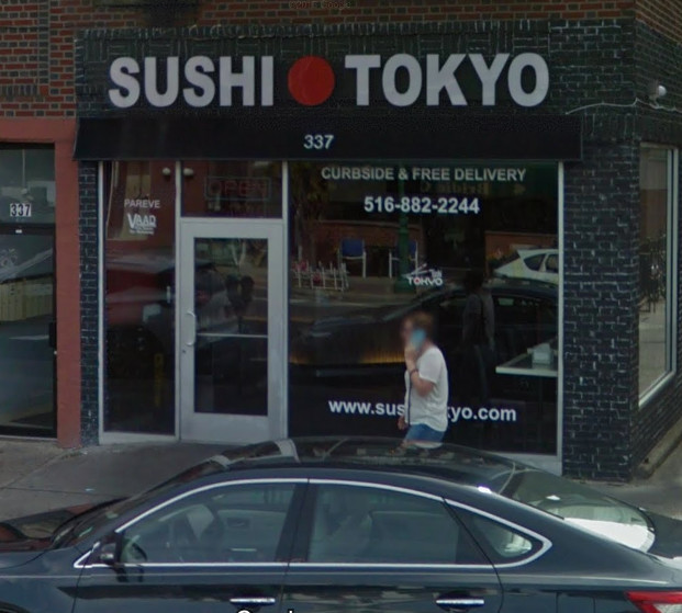 Sushi Tokyo on Central Avenue in Lawrence was robbed twice by former employee Brian Diller, police said.