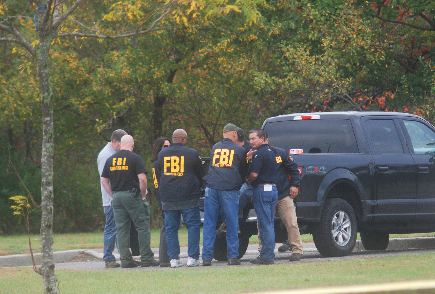 Possible human remains found in Nassau County park