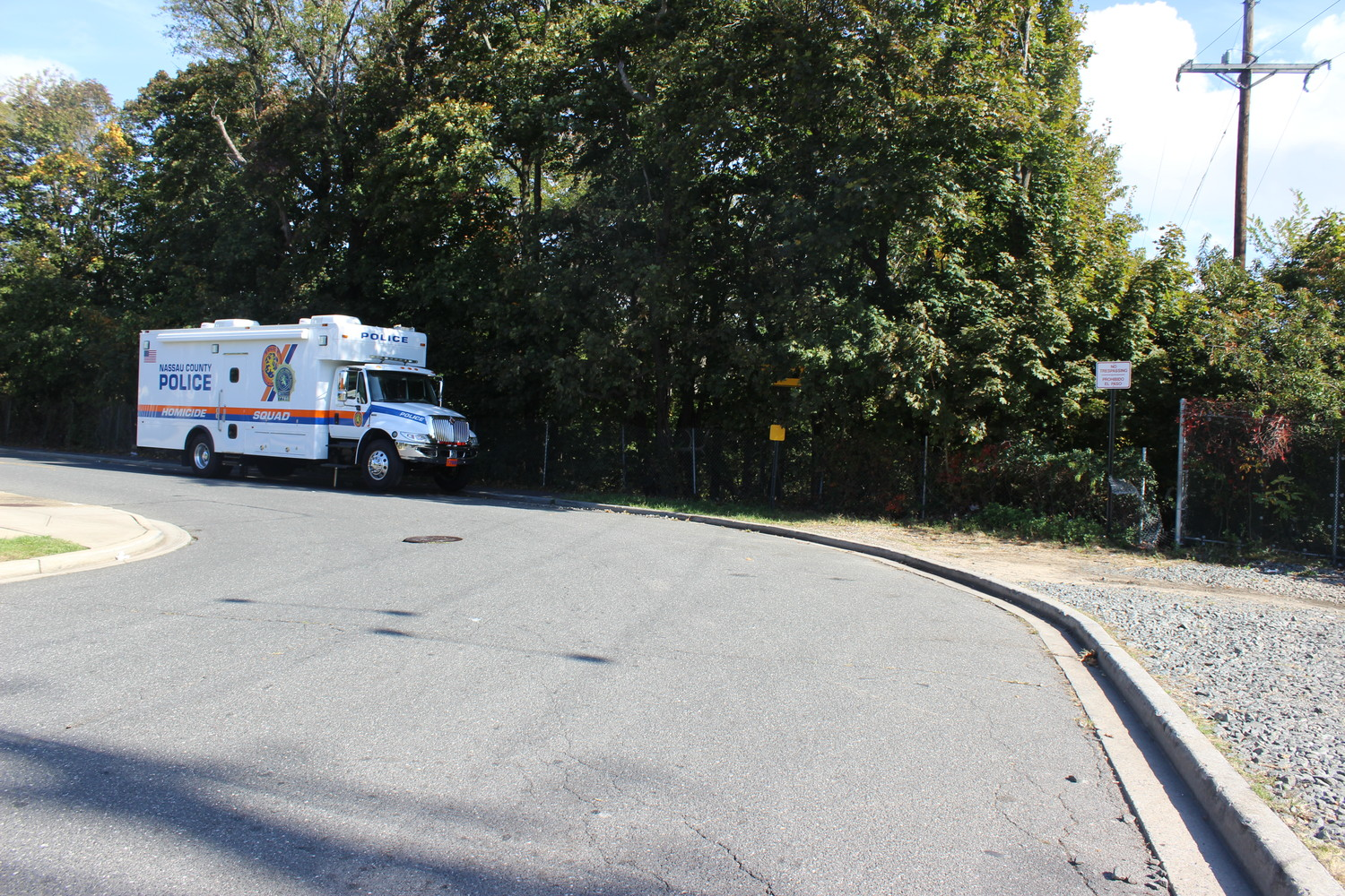 Human remains found during search of Freeport wooded area
