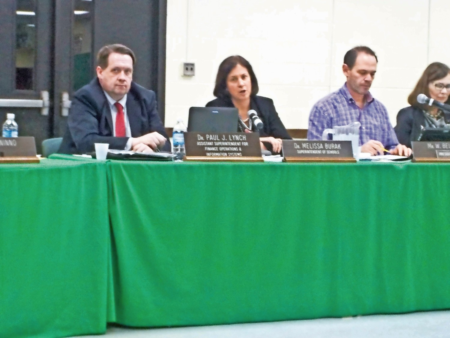 After a discussion among students, teachers, administrators and members of the Board of Education on Oct. 18, district officials decided to change how Regents exams are weighted.