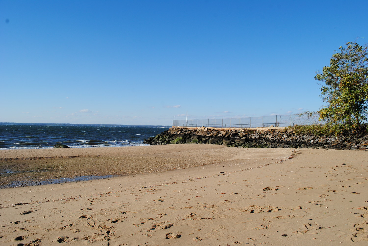 City of Glen Cove officials said they hope that Crescent Beach, which has been closed because of pollution since 2009, can be cleaned up in time for the 2018 summer season.