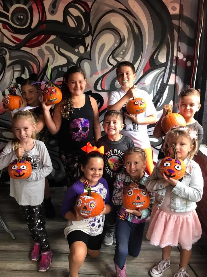 EGP Oceanside's Fall Fest featured a number of Halloween-themed activities for children and benefitted Lara, the 14-year-old Oceansider who was seriously injured in a car accident on her way to school in September.