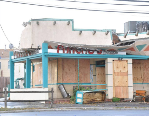 Pancho's suffered extensive damage during Hurricane Sandy. It took owners Gary and Helene Steiner seven months to get the establishment back up and running.