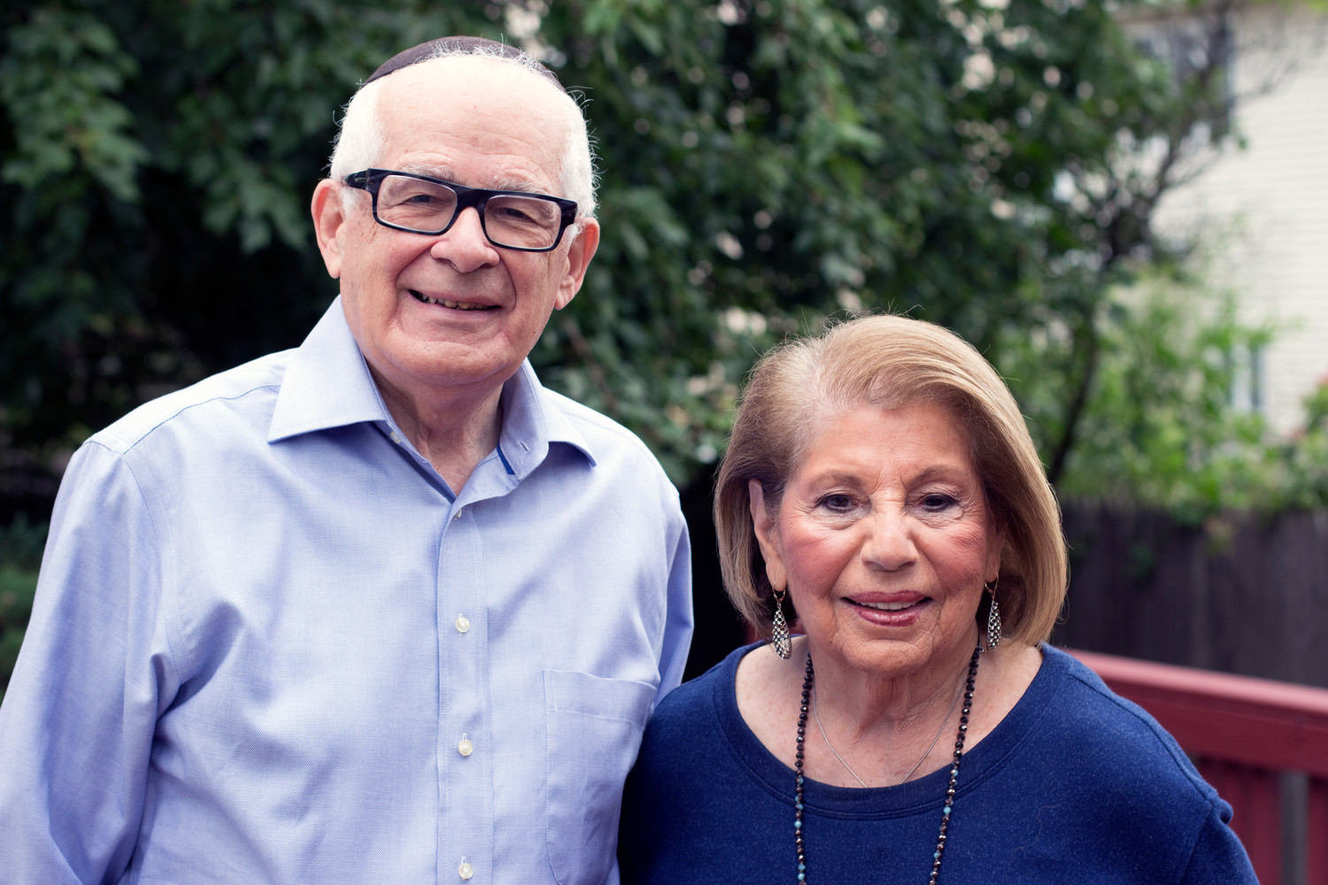 AMIT will recognize a half-dozen people for their support of the Jewish organization, including Woodmere residents Max and Audrey Wagner.