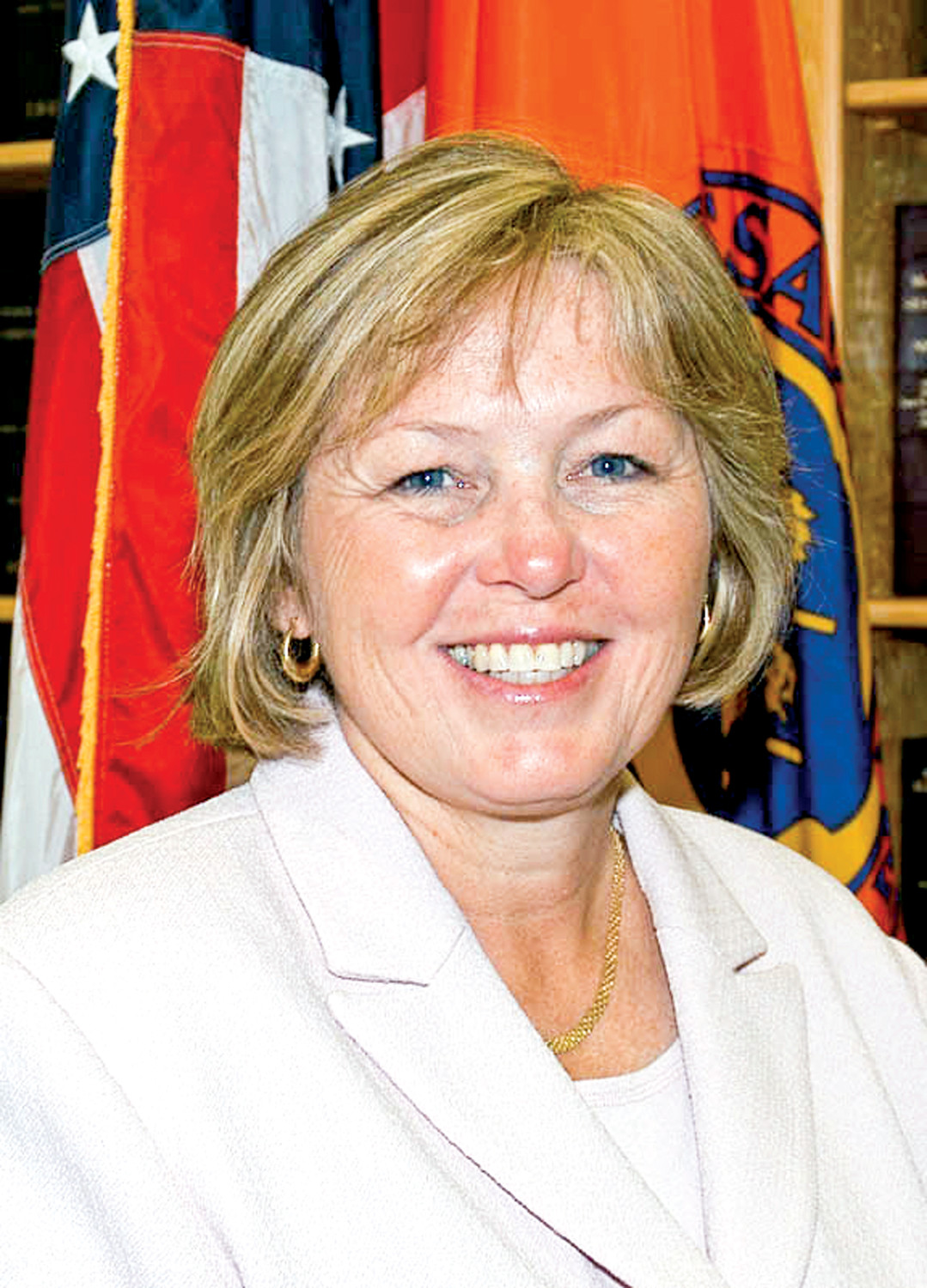 Nassau County Legislator Denise Ford was re-elected to represent the county's 4th Legislative District.