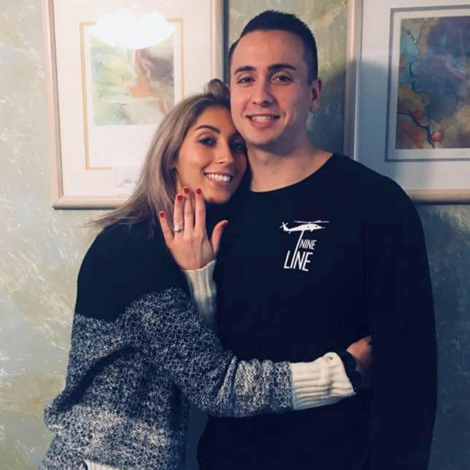 Jake Siciliano, 23, died after a brief battle with leukemia on Tuesday. He and his fiancee, Ashlee Ragusano, got engaged on Oct. 1.