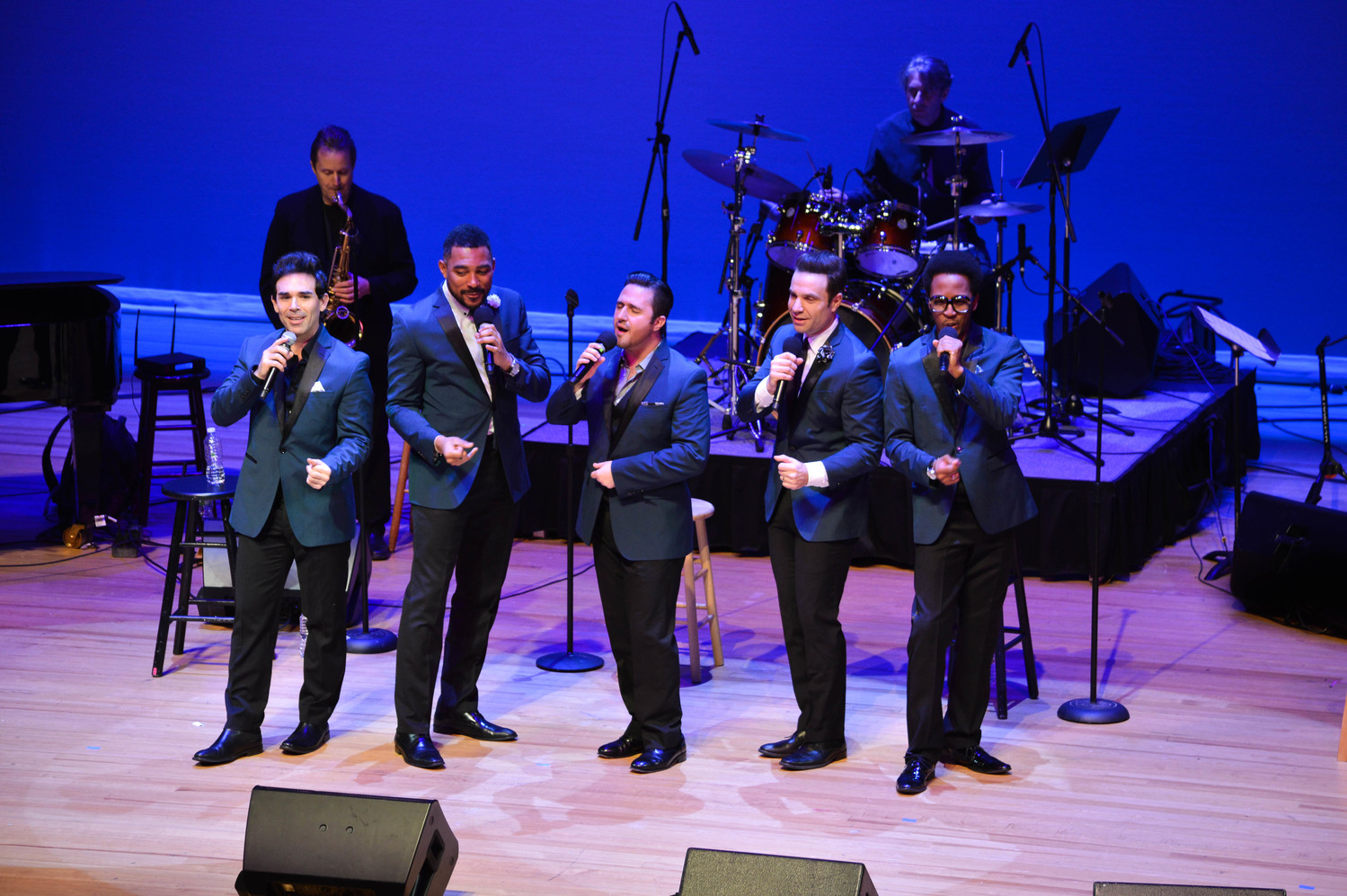 The Doo Wop Project visits the Madison Theatre on Nov. 26.