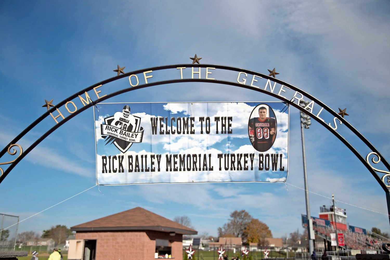 The first Turkey bowl was implemented in 2008 — one month after Bailey was killed in Albany.