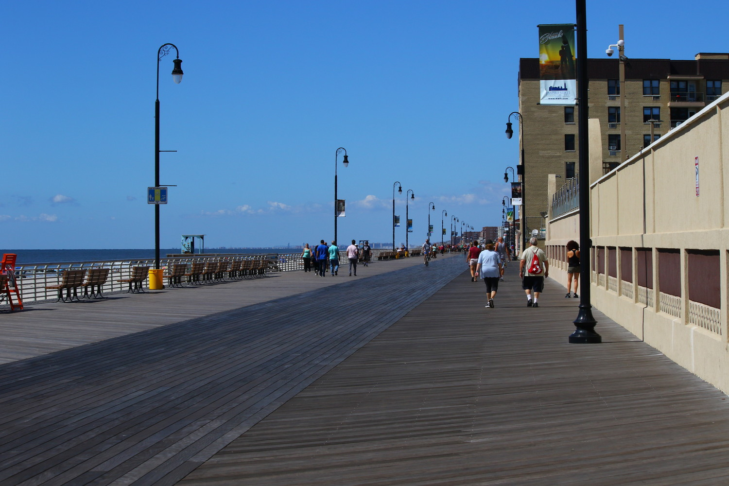 Long Beach officials will close the boardwalk to limit the spread of the coronavirus.