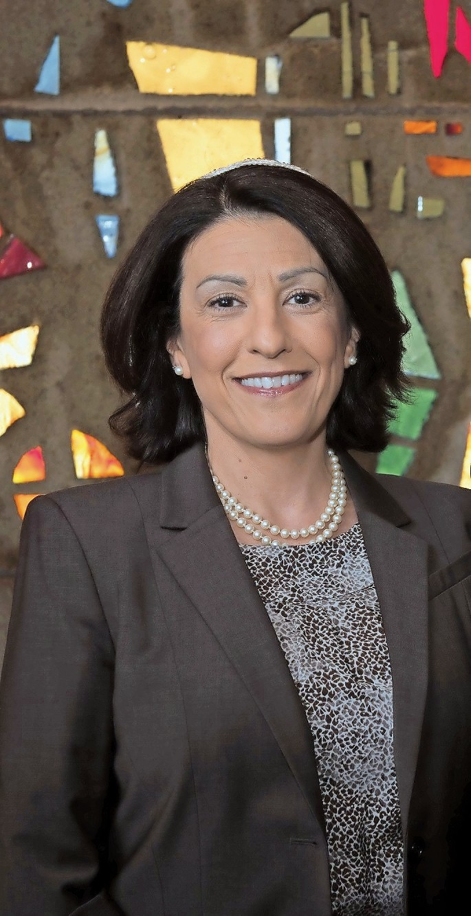 Rabbi Sandra Bellush