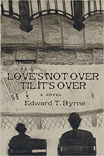 "Ed Byrne's new novel, ""Love's Not Over 'Til It's Over,"" is an autobiographical drama."