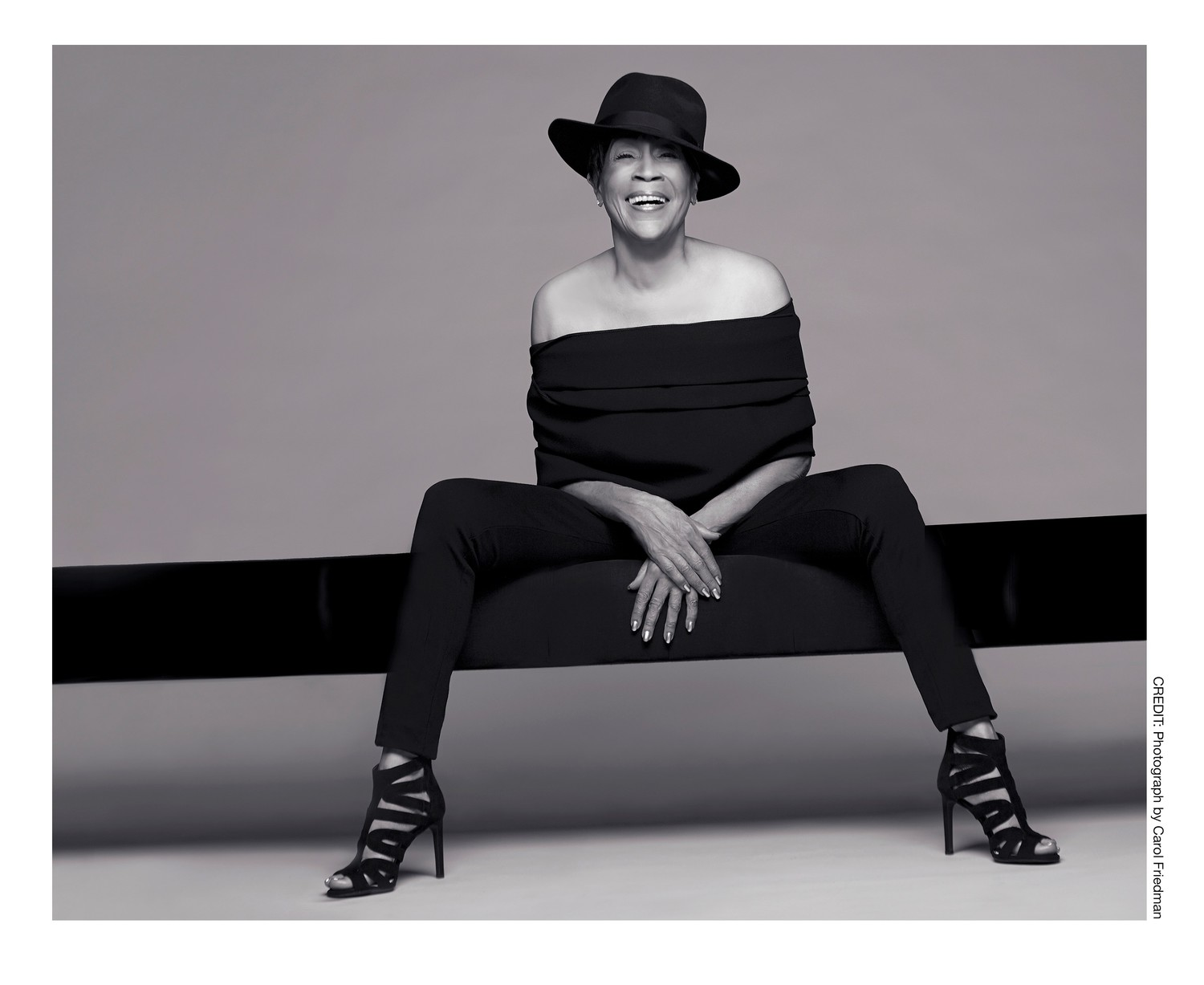 Bettye LaVette brings her soul vibe to the Landmark on Main Street stage on Dec. 16.