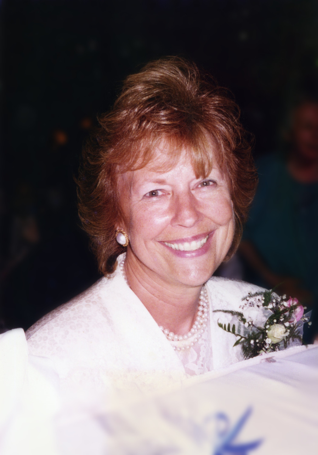 Nancy Epstein, 87, from Glen Cove, died on Nov. 27 after a life filled with love, travels and elegant parties.